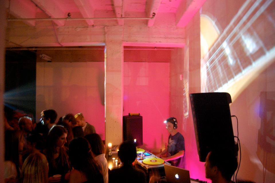 techno sam, feel so real, LA underground, LA techno