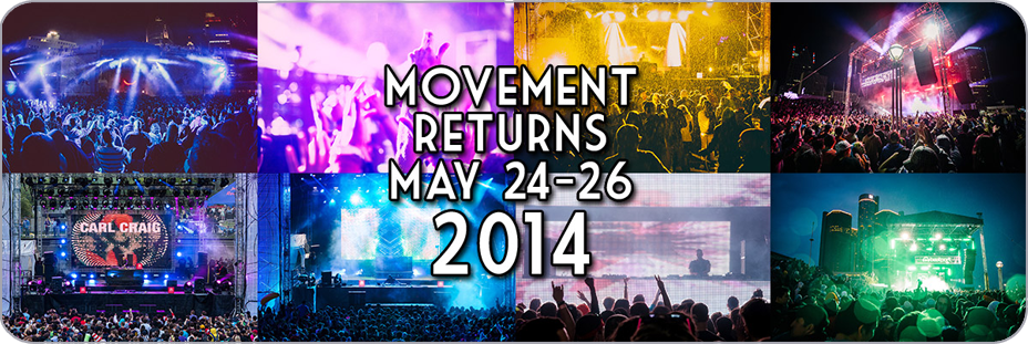Movement Music Festival
