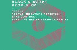 Black & Watky - People EP (Feat. Kinnerman & Kreature)