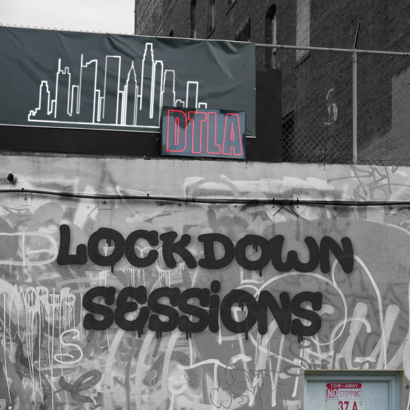 DEEP TECH LOCKDOWN SESSIONS VOL. 1 [DTLA] – Music is 4 Lovers