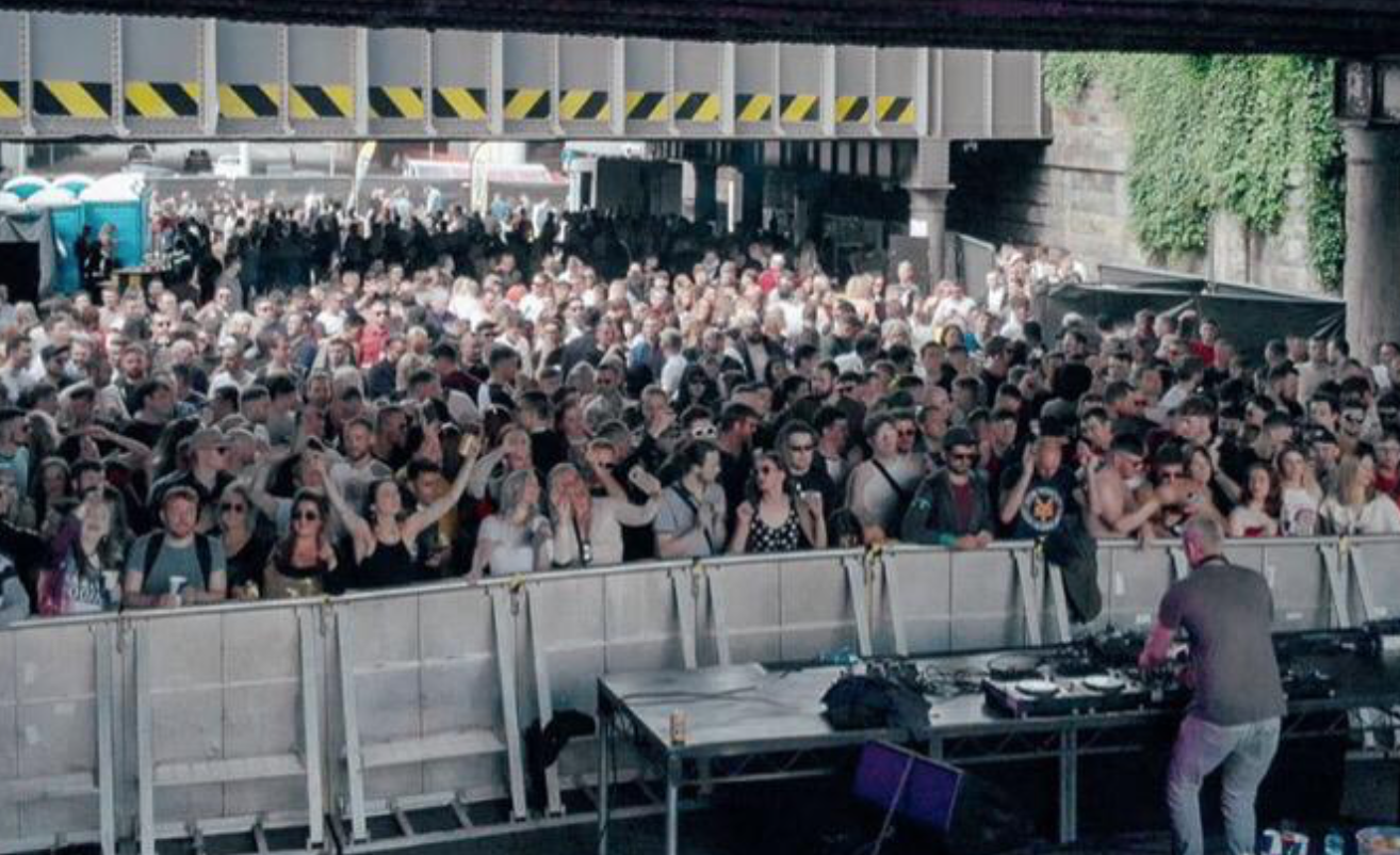 Platform 18 announce online festival with Jackmaster, Domenic ...
