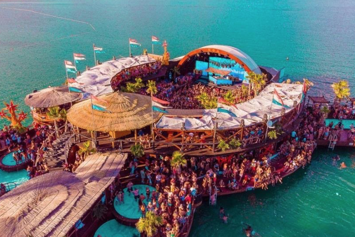 BSH Island becomes first Festival in Europe following lockdown ...