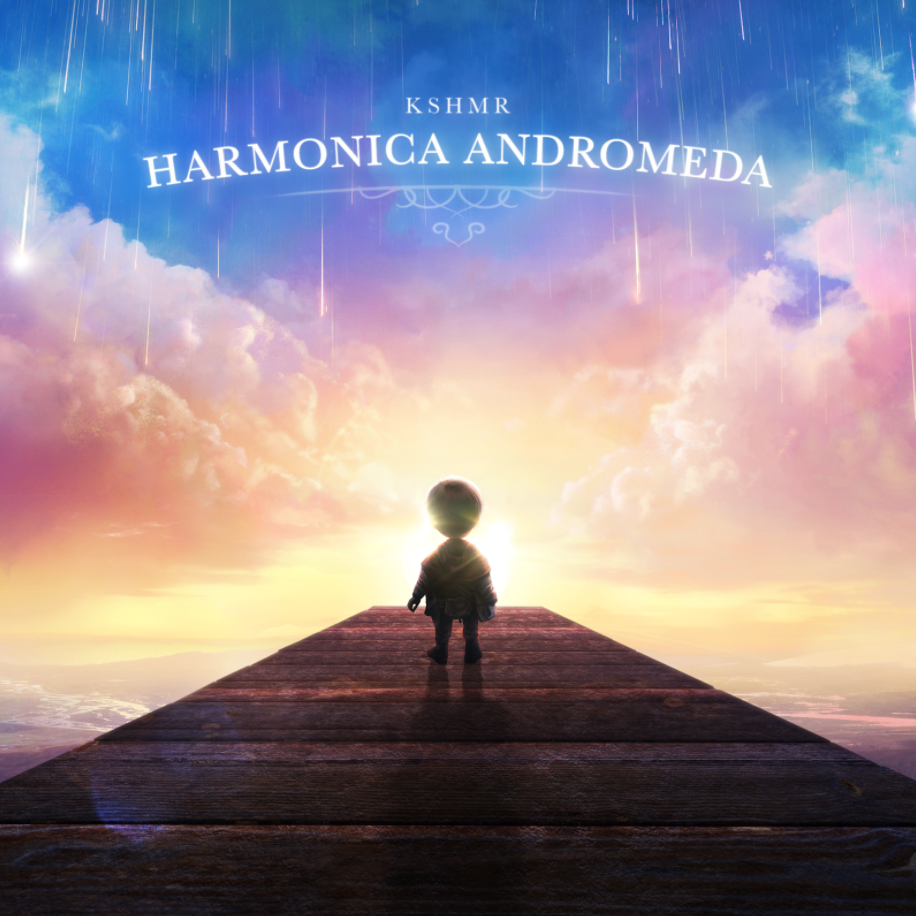 "KSHMR Reveals Debut Album ""Harmonica Andromeda"" – Music is 4 Lovers"