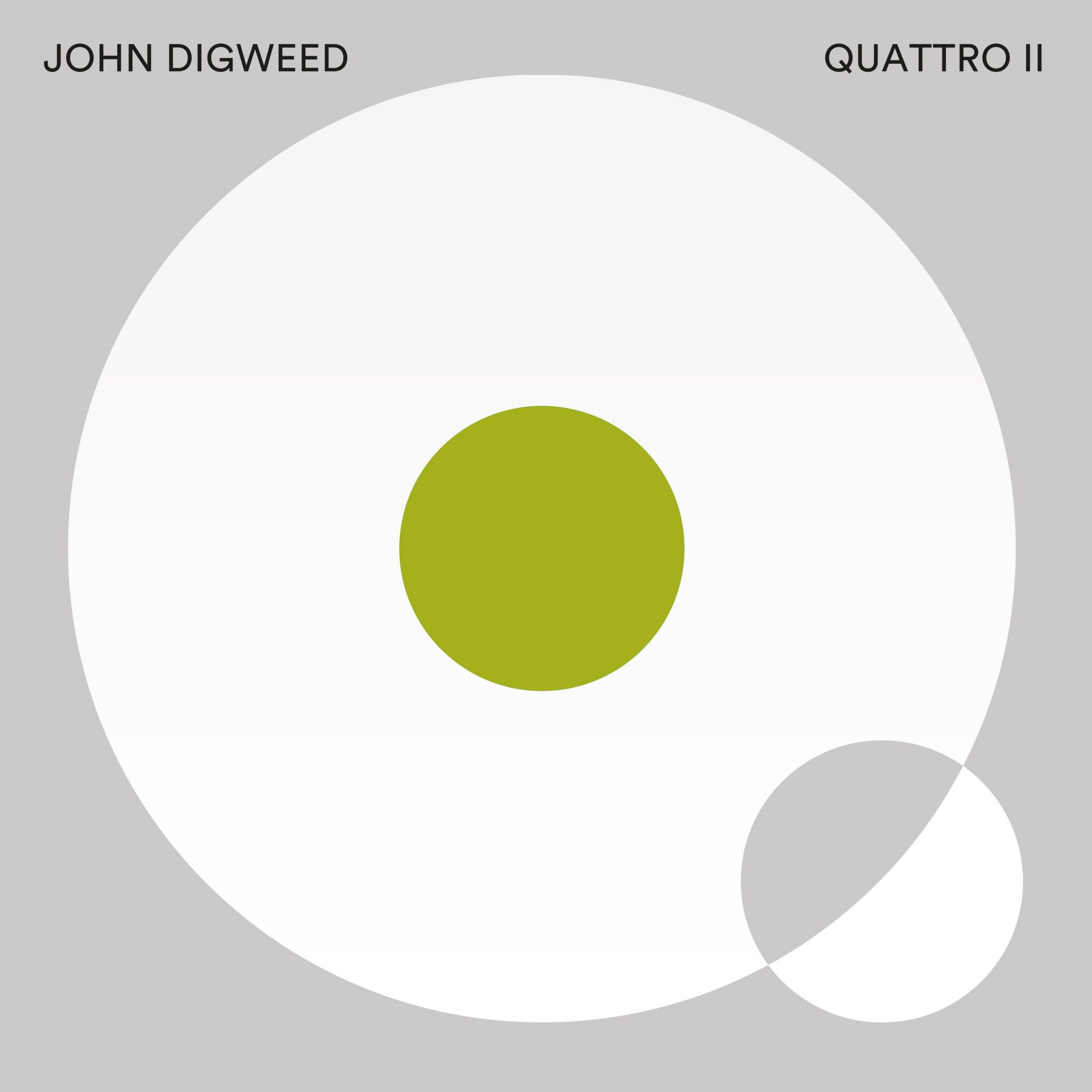 John Digweed Delivers 4-Disc Compilation, 'Quattro II' with 50 Unreleased Tracks from Josh Wink, Guy Mantzur, Dino Lenny & more